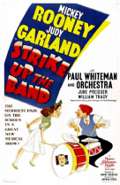 Strike Up the Band 1940 DVD - Mickey Rooney / Judy Garland